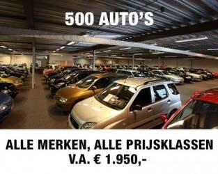Alle merken, alle prijsklassen v.a. € 1.950,-