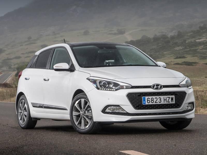Hyundai modellen bij Autobebrijf Troost